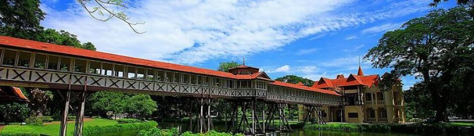 Mrigadayavan Palace Bridge